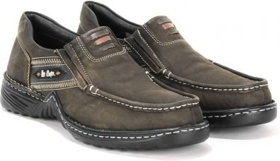 Buy Lee Cooper Men Loafers  (Brown) from Flipkart