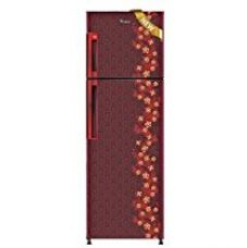 Buy Whirlpool 245 L 2 Star Frost-Free Double Door Refrigerator (NEO FR258 CLS PLUS WINE ADONIS(2S), Wine Adonis) from Amazon
