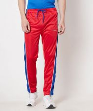 Flat 50% off on Yepme Bradie Trackpants - Red