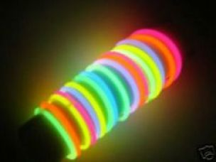 Buy Glow Sticks Band 100pcs for Rs. 335