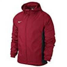 Buy Nike University Red/Black/(White) Academy14 Rain Jkt (588469-657-)(L) from Amazon