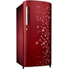 Samsung 192 L 3 Star Direct Cool Single Door Refrigerator (RR19M1723RY, Sanganeri Red) for Rs. 15,500