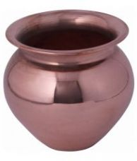 Buy Copper Lota Pitcher - Ayurvedic Treatment Healing for Rs. 328