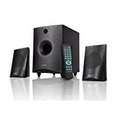 Buy F&D F210X 2.1 Multimedia Bluetooth Speakers (Black) from Amazon