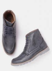 Buy Men Navy Casual Shoes from Myntra