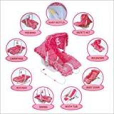 Fun Ride Carry Cot (7 in 1) for Rs. 1,140