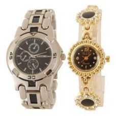Buy Buy 1 Get 1 Free Wrist Watch Mfpr03 for Rs. 359