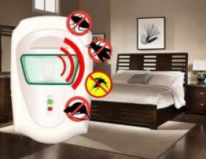 Electronic Pest & Mosquito Killer Machine With New Air Purifier Technology for Rs. 299