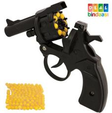 Get 65% off on DealBindaas Revolver Gun Toy With 100 BB Shots