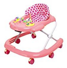 Buy Tiffy & Toffee Maxtrem Baby Walker (Rose Pink) from Amazon