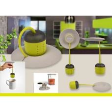 Buy Tea Infuser Ball - Green from Hopscotch