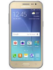 Buy Samsung Galaxy J2 (Gold) from Infibeam