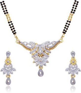 Buy Atasi International Alloy Jewel Set  (Multicolor) from Flipkart