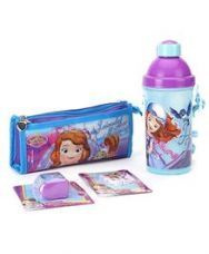Get 28% off on Disney Sofia The First School Kit - Purple