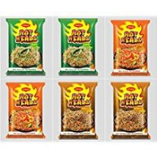 Maggi Hotheads Assorted Pack, 71g (Pack of 6) for Rs. 102