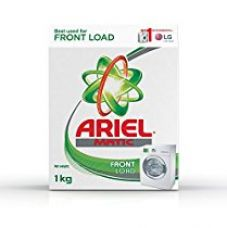 Flat 30% off on Ariel Matic Front Load Detergent Washing Powder - 1 kg