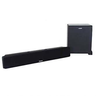 Buy Philips DSP-475 U Soundbar Speaker (Black) from Amazon