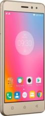 Buy Lenovo K6 Power (Gold, 32 GB)  (3 GB RAM) from Flipkart