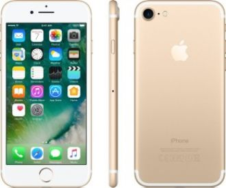 Flat 12% off on Apple iPhone 7 (Gold, 32 GB)