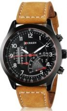 Get 77% off on Curren 8152 Analog Watch  - For Men