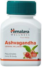 Flat 19% off on Himalaya Wellness Pure Herbs Ashvagandha General Wellness - ...