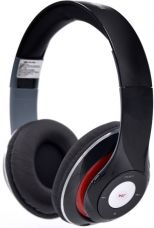 Flat 25% off on SoundLogic BTHP001PX_BK Wired & Wireless Bluetooth Headset With Mic  (Black)