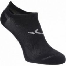 Buy 500 Invisible Fitness Socks Twin-Pack - Black for Rs. 99