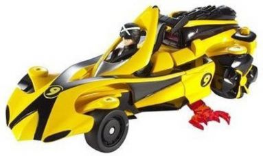 Buy Hot Wheels Speed Racer 2 Vehicles In 1 Deluxe Vehicle And Figure Set - Deluxe Racer X Race Car  (Multicolor) from Flipkart