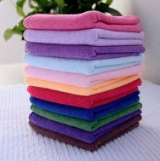 Get 68% off on Cotton Face Towels Set of 12