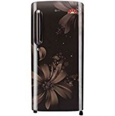 Buy LG 190 L 3 Star Direct-Cool Single Door Refrigerator (GL-B201AHAW.AHAZEBN, Hazel Aster) from Amazon