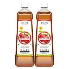 Sinew Nutrition Raw Apple Cider Vinegar with strands of Mother - 750 ml (Pack of 2) for Rs. 749