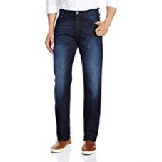 Buy Lee Men's Addyson Relaxed Fit Jeans from Amazon
