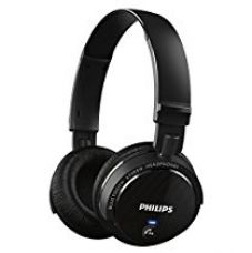 Philips SHB5500BK Wireless Bluetooth headphone (Black) for Rs. 3,070