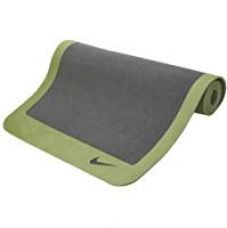 Buy Nike Ultimate Yoga Mat 5mm Gym Pilates Floor Mat Olive/Grey AC3503-036 from Amazon