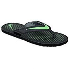 Buy Nike Men Chroma Thong 5  Black Freen Slippers, UK-10 from Amazon