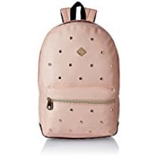 HOOM Synthetic Pink School Backpack (HMSOSB 009-HM(Pink)) for Rs. 1,150