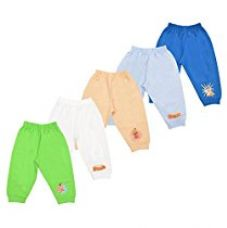 Luke and Lilly Chhota Bheem Baby Cotton Track Pant,pajamas pack of 5 for Rs. 699