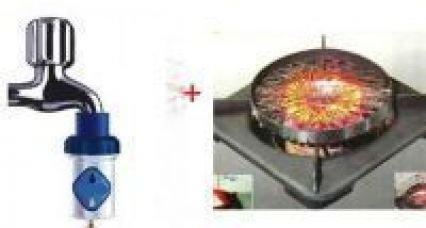 Flat 72% off on Buy 1 Get 1 Free Aqua Gold Water Purifier With Tandoor Gas Saver Jali