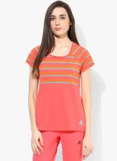 Buy Adidas Premium Pink T Shirt for Rs. 900