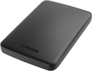 Toshiba Canvio Basic 1 TB External Hard Disk  (Black) for Rs. 3,948