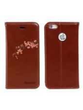 Hamee Premium PU Leather Wallet Flip Cover Case fo for Rs. 399