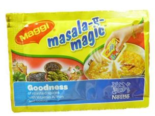 Buy Maggi Masala Ae Magic, 6g - Pack of 72 from Amazon
