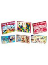 Flat 25% off on Trendbend Combo Of Fun N Learn And Little Wonder G...