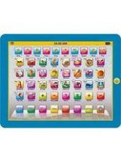 Flat 53% off on Three6 My Pad English Learner Computer for kids