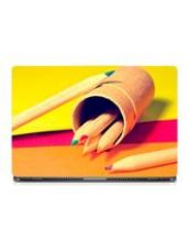 Flat 78% off on Skin Yard Wooden Pencil With Colour Tip Sparkle La...