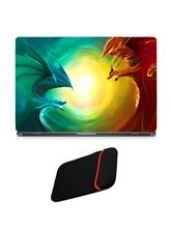 Skin Yard Fantasy Dragon Artwork Laptop Skin with  for Rs. 199