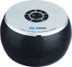 Buy Zoook ZB-BS100 Portable Bluetooth Mobile/Tablet Speaker(brown, 1 Channel) for Rs. 1,377