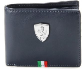 Puma Men Blue Wallet  (3 Card Slots) for Rs. 381