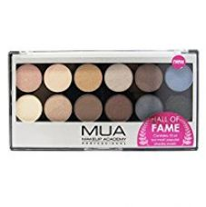 Makeup Academy Eyeshadow Matte Hall of Fame Palette, 9.6g for Rs. 672