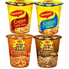 Maggi Cuppa Assorted Pack, 70g (Pack of 4) for Rs. 162